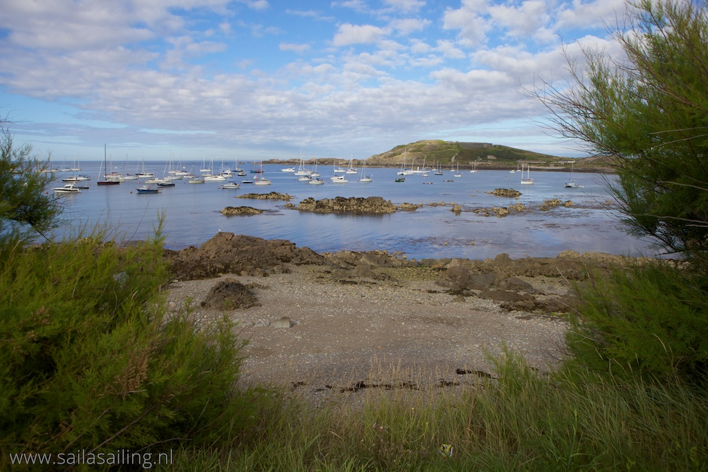 Strand van Braye Bay