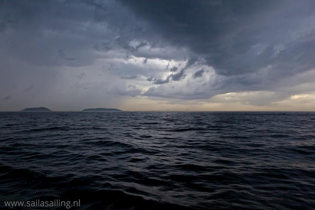 Schitterend wolkendek