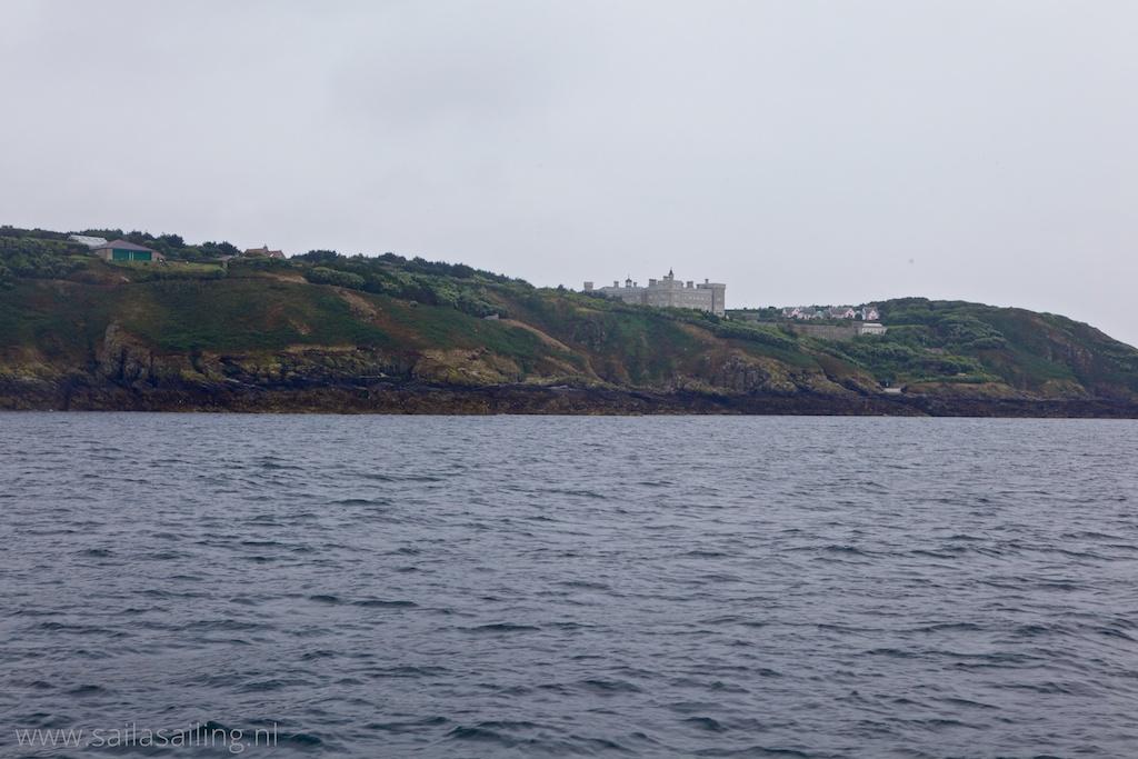 Het eiland Brecqhou