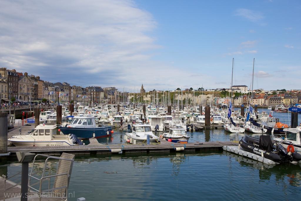 Dieppe haven