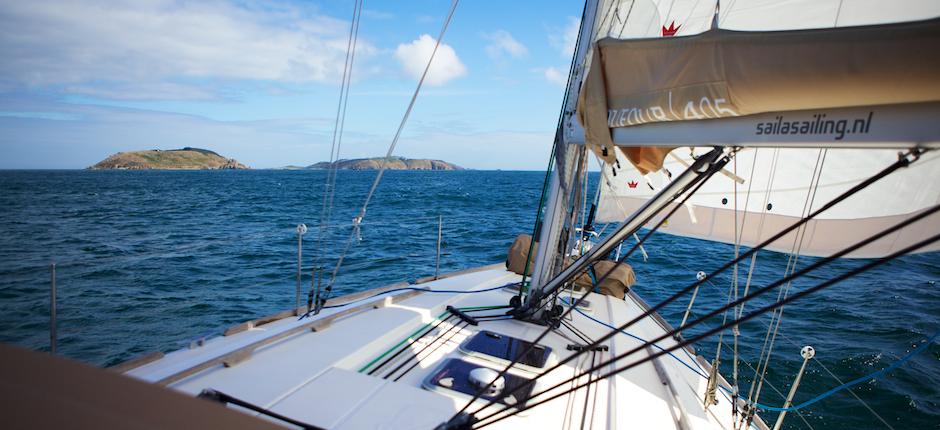 Zon, wind en zee: beleef het mee!